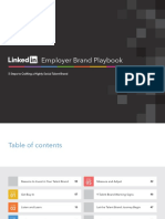 linked employer brand play book