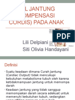 ppt case Gagal Jantung Decompensasi Cordis Pada Anak