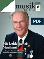 Blasmusik in Tirol  01 2010