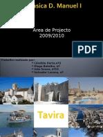 Trabalho AP Tavira 2003 Blog.