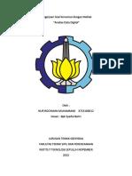 3713100012 Nur Rochman Muhammad (ADD Konvolusi)