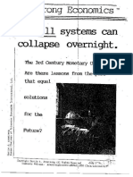 How All Systems Can Collapse Overnight 709 - Martin Armstrong