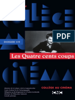 400 Coups (Les) de François Truffaut
