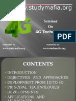 4g Technology Ppt