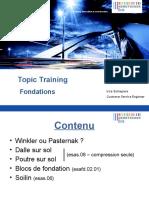 [Fr] Topic Training - Foundations 15.0