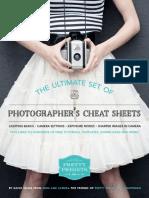 Pretty Presets Ultimate Cheat Sheets