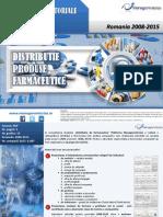 Sectorul Distributie Produse Farmaceutice - Prezentare Rezumativa