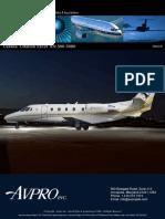 Avpro-Cessna Citation Excel SN 560-5080