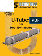 Inosindt U-tubes 75