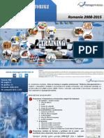 Sectorul Trainig Si Pregatire Profesionala - Prezentare Rezumativa