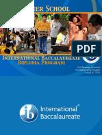 2016 August 01 G10 IBDP Orientation