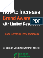 How to IncreaHow_to_increase_brand_awareness_with_limited_resourcesse Brand Awareness With Limited Resources