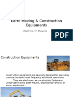 Construction Equip - Industry Insights