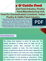 Poultry and Cattle Feed, Animal Feed and Food Industry, Poultry Feed, Fodder, Feed Manufacturing Unit, Feed for Domesticated Livestock, Indian Poultry & Cattle Feed Industry, Manufacturing Plant, Detailed Project Report, Profile, Business Plan, Industry Trends, Market Research, Survey, Manufacturing Process, Machinery, Raw Materials, Feasibility Study, Investment Opportunities, Cost and Revenue, Plant Economics, Production Schedule, Working Capital Requirement, Plant Layout, Process Flow Sheet, Cost of Project, Projected Balance Sheets, Profitability Ratios, Break Even Analysis