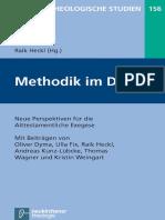 Raik Heckl - Methodik Im Diskurs