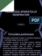 Fiziologia Respiratiei Curs 2 M