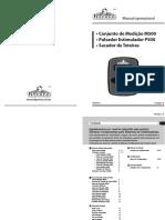 Manual Medidor M500_Versão 1.9