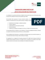 Exencion de Realizacion Del Practicum
