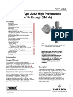 Type A31A High Performance