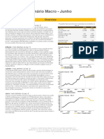 Cenario Macroeconômico Completo 06-2016