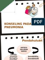 Konseling Pneumonia