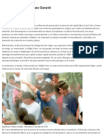 Crimen Politico Parte 1 El Mismo Patrón Del Caso Gerardi _ ElPeriódico de Guatemala