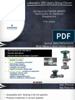 Configuring Fisher DVC SMART Positioners for Optimum Diagnostics - Copia