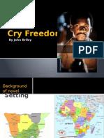 Cry+Freedom