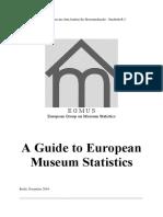 Guide Museum Statistics