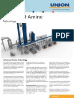 Advanced Amine Technology