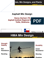 Asphalt Mix Design