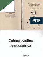 Cultura Andina Agrocentrica