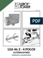 LSA 46.2 - 4 POLOS