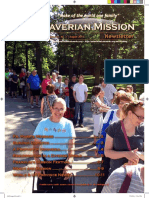 August 2016 Xaverian Missionaries Newsletter