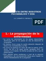 EL SIDA ESTA ENTRE NOSOTROS PSICOANÁLISIS Y SIDA.pptx