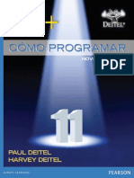 Cómo Programar C++ (Español-9ºEdición-Paul Deitel y Harvey Deitel)