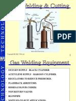 Gas Welding Equipment Powerpoint