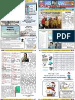 Periodico Escuela de Araya