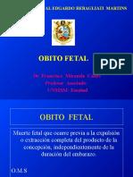 Obito Fetal