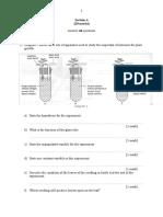 peperiksaan  Pertengengahan Tahun sains Form 5