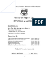 Strategic Research Report