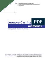 Leonora Carrington y sus memorias.pdf