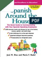 Spanish Around the House