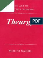 Theurgy; The Art of Effective Worship - Mouni Sadhu.pdf