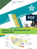 Presentación - Centro de Tecnologías Del Transporte Abril 2016