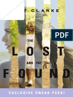 The Lost and the Found Sneak Peek