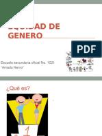 equidaddegenerodiapositivas-130521212727-phpapp02