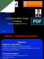 Defensa Nacional - 2da Semana