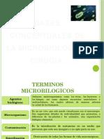 Tema 2 Bases Conceptuales de La Microbiología y Cirugía.