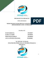 Program Tugas Besar Plc
